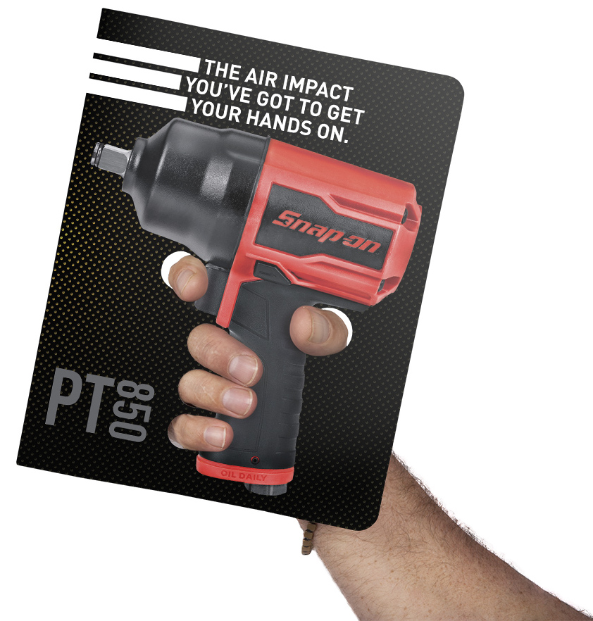 Snap-on PT850 Launch Brochure